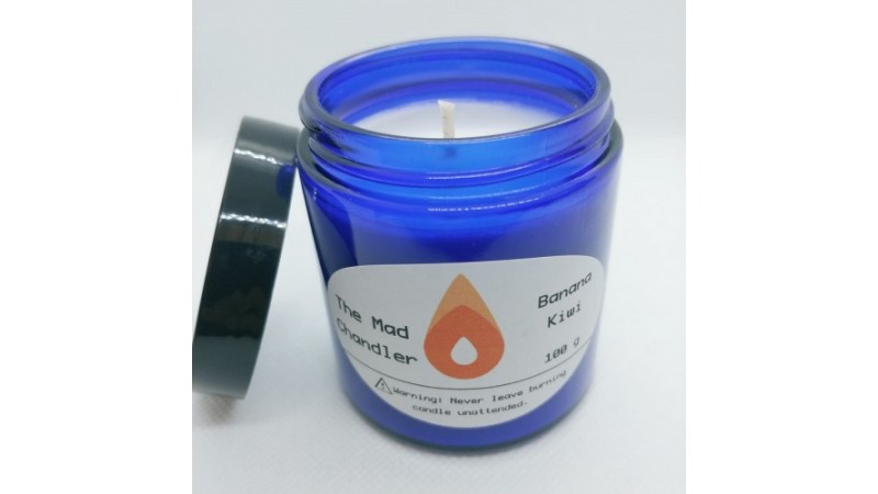 Banana Kiwi Soy Candle is SOLD OUT!