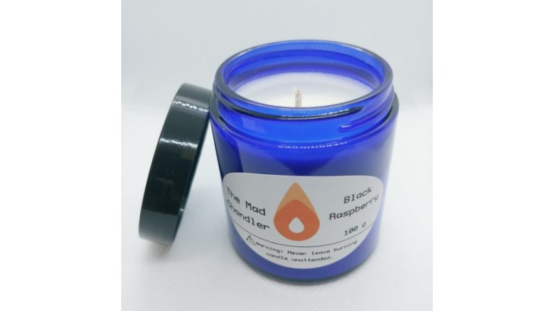 Black Raspberry Soy Candle is SOLD OUT!