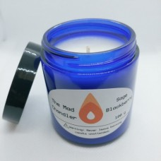 Sage Blackberry Soy Candle