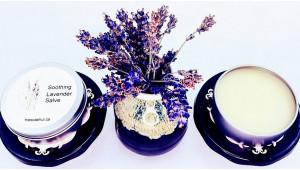 Soothing Lavender Salve