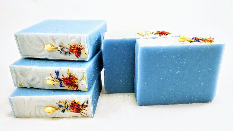 Blue Jasmine Soap