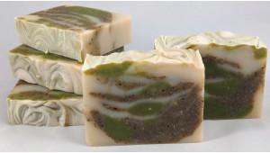 Citrus and Sage Soap is SOLD OUT!