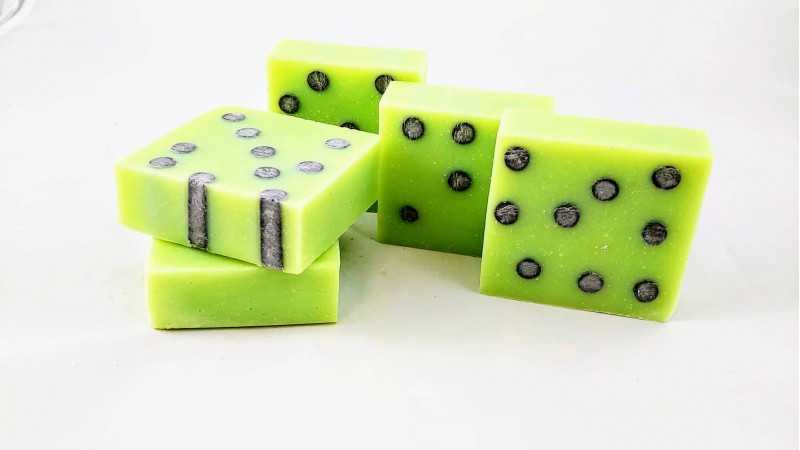 Fresh Ginger and Lime Soap