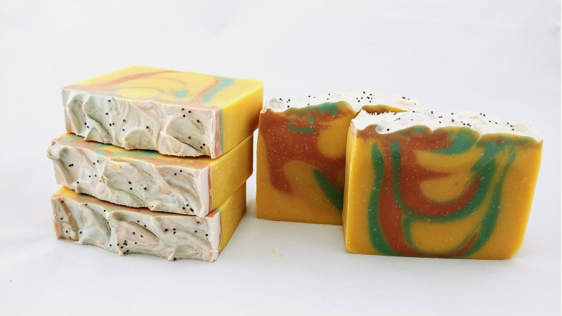 Herbal Bliss Soap