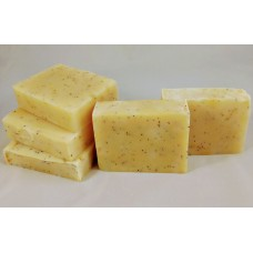 Lemon Lime Poppyseed Soap