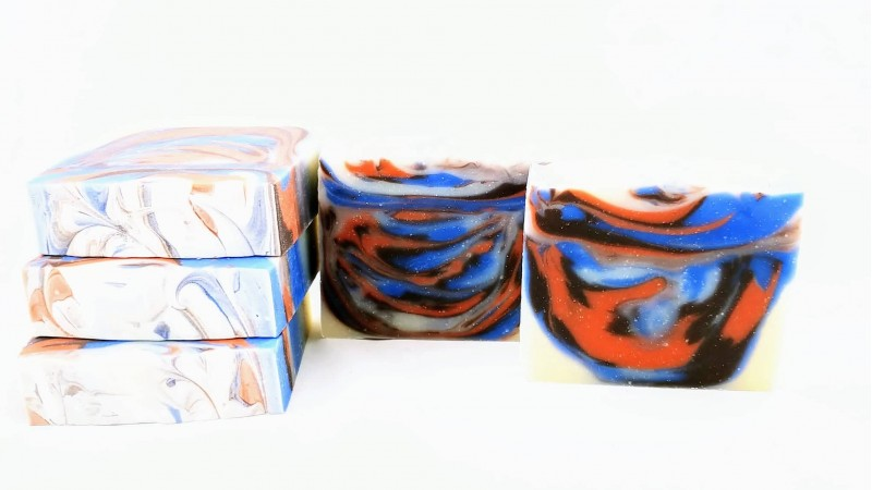 Northern Skies Soap