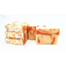 Pink Suede Soap