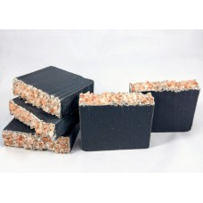 Salted Charcoal Soap