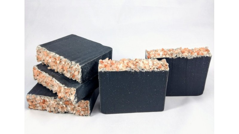 Salted Charcoal Soap is SOLD OUT!