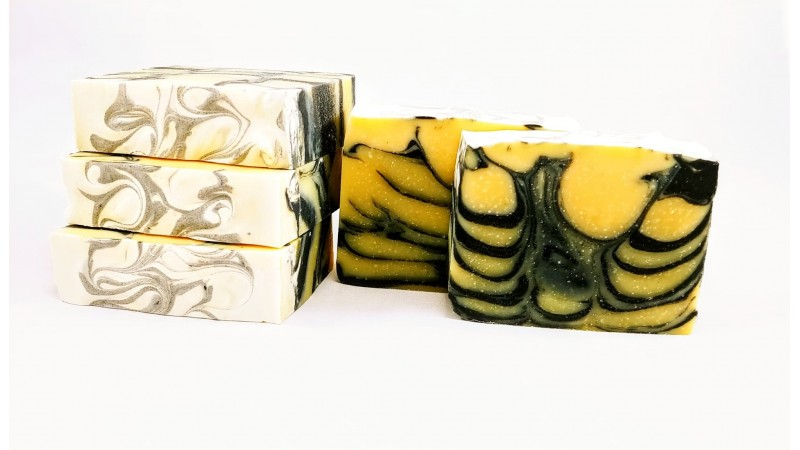Sweet Clementine Soap