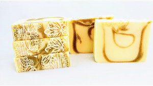 Sweet Lemon & Lace Soap