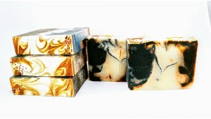 Tobacco & Leather Soap